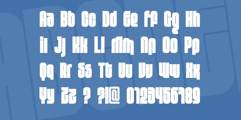 10.12 Font 復古可愛字型下載