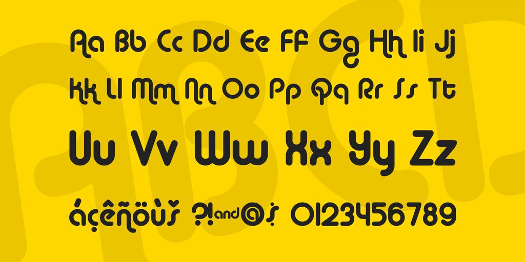 Alba Font Family 創意標題字型下載