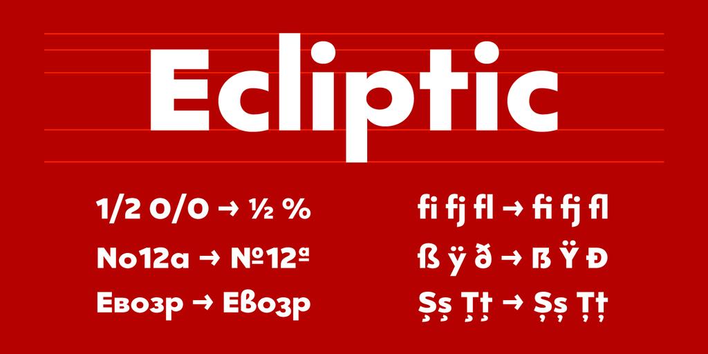 Kepler 296 Font 英文簡約字型下載