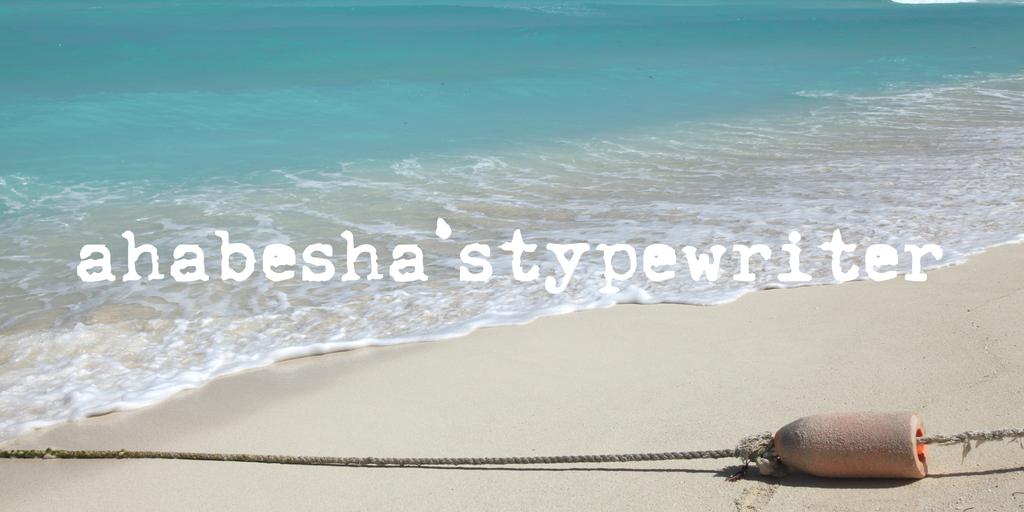 ahabesha'stypewriter Font 懷舊打字機字型下載