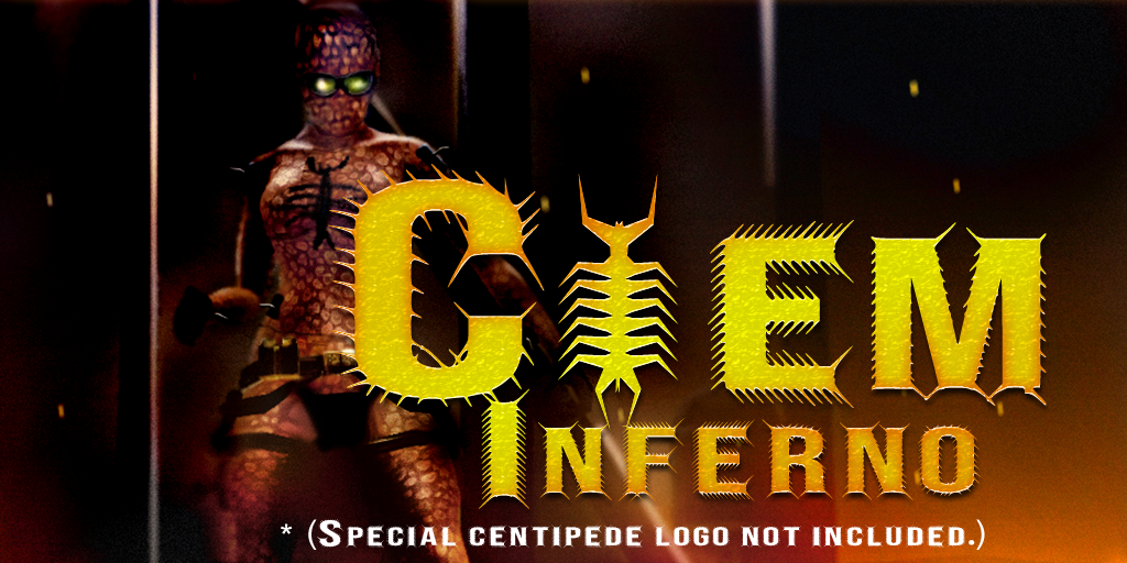 Bebas Centipede Font 蜈蚣字型下載