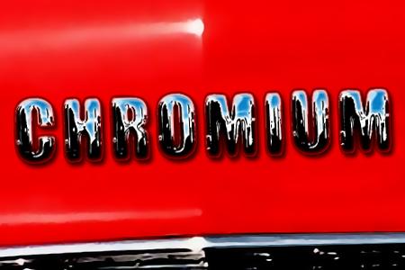 Chromium Font 水銀字型下載