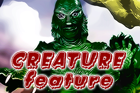 Creature Feature Font 怪獸電影字型下載