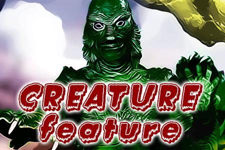 Creature Feature Font 怪獸電影字型下載