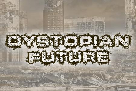 Dystopian Future Font 世界末日字型下載