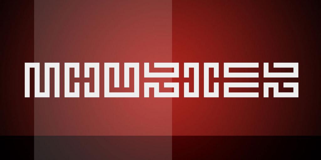 中國圖騰字型下載