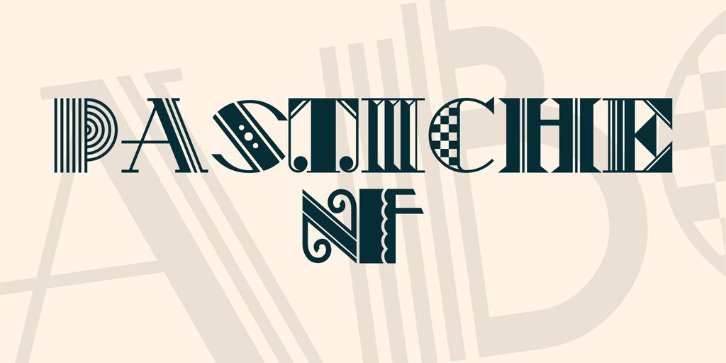文藝裝飾字型下載