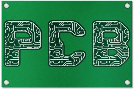 PCB Font PCB 電路板字型下載