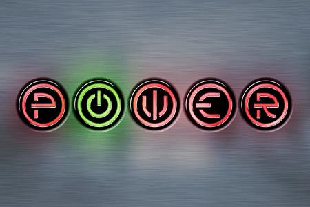 Power Font 電腦開關字型下載