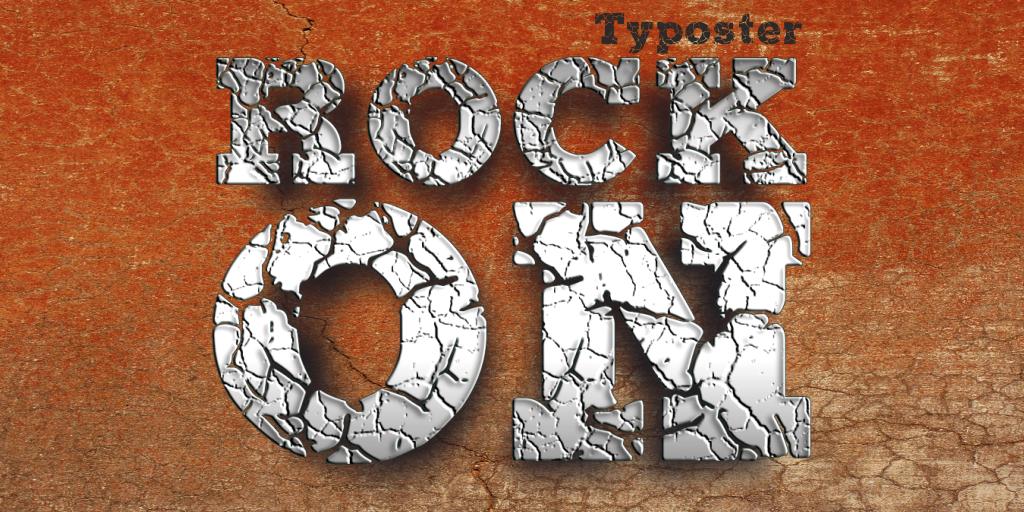 -岩石字型下載