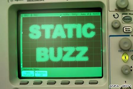 Static Buzz Font 老舊機器字型下載