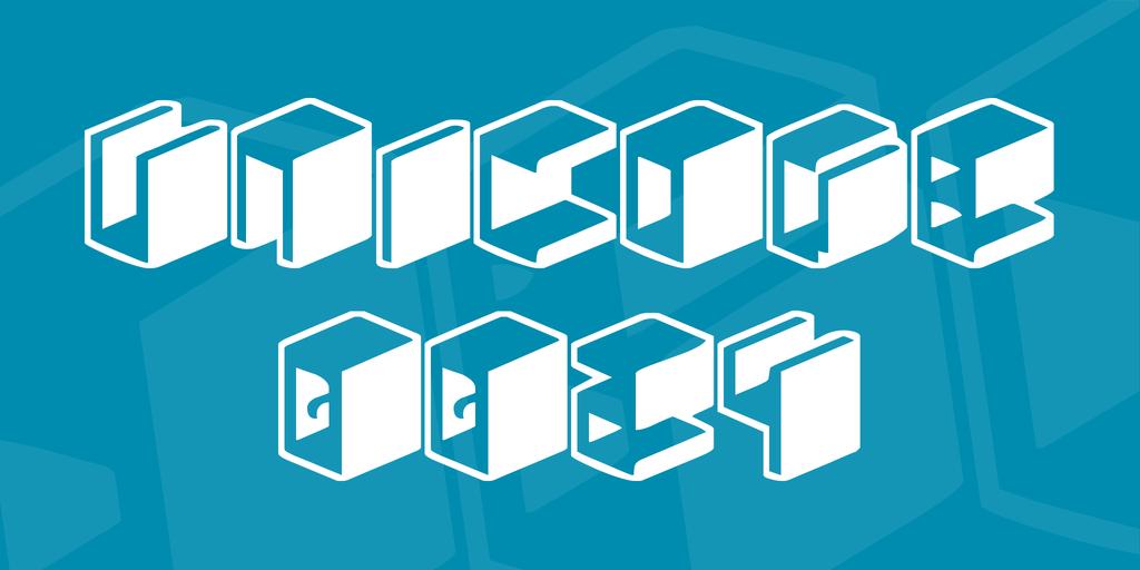 Unicode 0024 Font 空間感字型下載