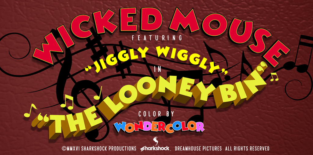 Wicked Mouse Font 米老鼠字型下載