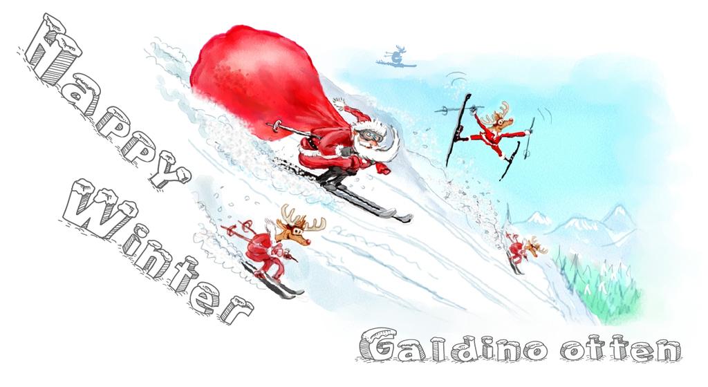 積雪聖誕節 字體下載