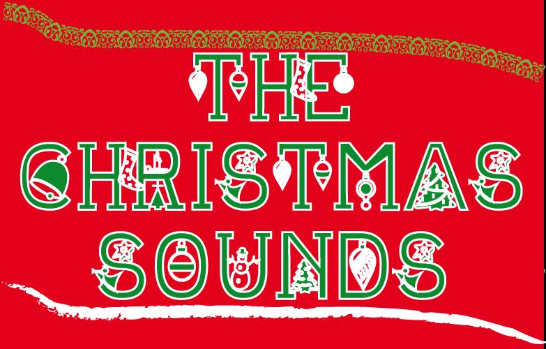 超美聖誕節 字體下載